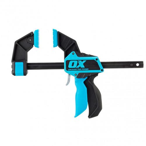 Ox Pro Heavy Duty Bar Clamp 150mm