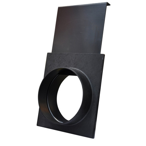 100mm Air Flow Control Gate, Plastic