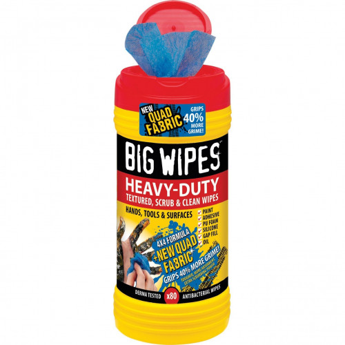 Big Wipes Industrial 80pk