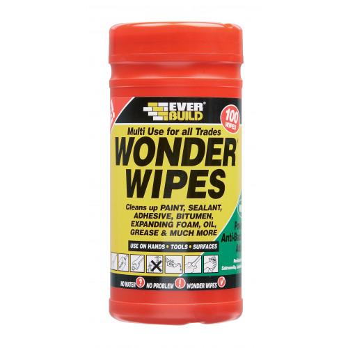 Wonder Wipes 100pk