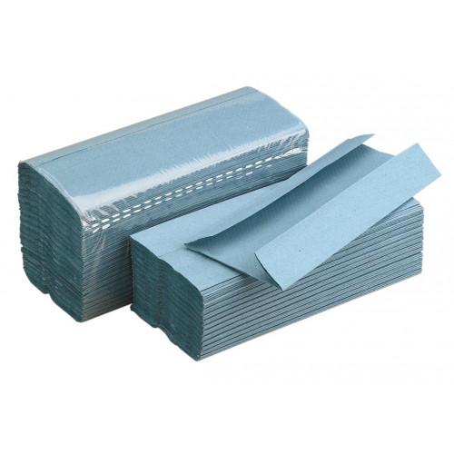 Paper Hand Towels Blue C Fold 2880pk