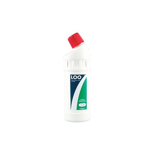 Toilet Cleaner Loo Thixotropic 1L