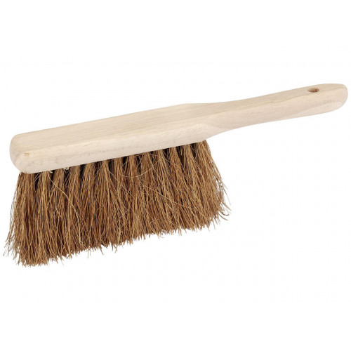 Hand Brush Coco Flat Backed 178mm