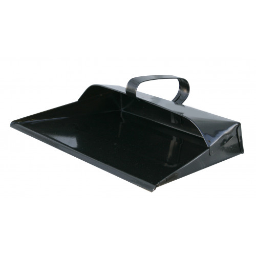 Dustpan Metal Hooded Type