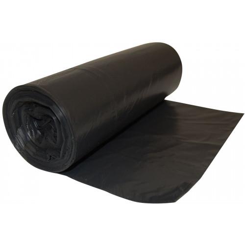 Black Plastic Refuse Sack 200pk