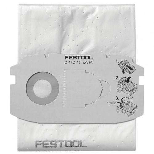 Festool 498410 CT Mini Dust Bags