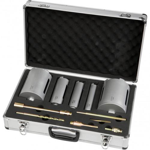 Core Drill Dry Diamond Set 11 Pc