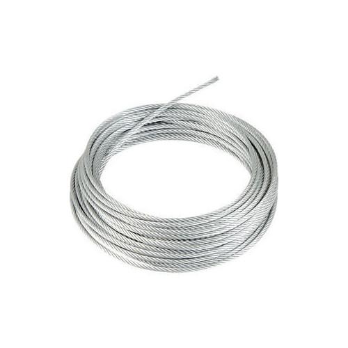 Catenary Wire Galvanised 2mm Roll 100m
