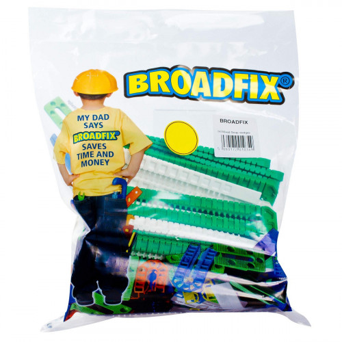 Broadfix Wedges 200 x 42mm 50pk