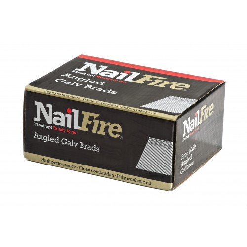 Nailfire Angle Brad Nails No Gas  32mm  2000pk