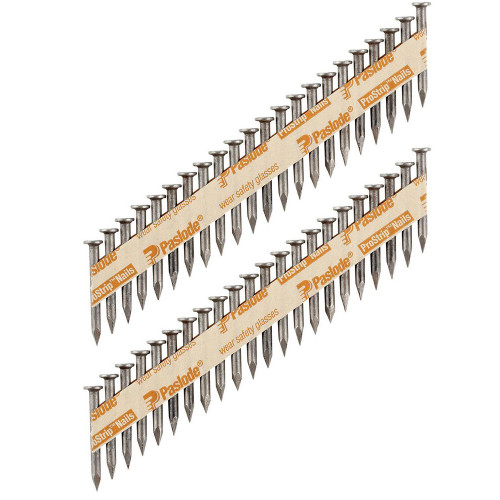 Paslode Square Twist Positive Placement Nails Galv  3.4 X 35mm  2500pk