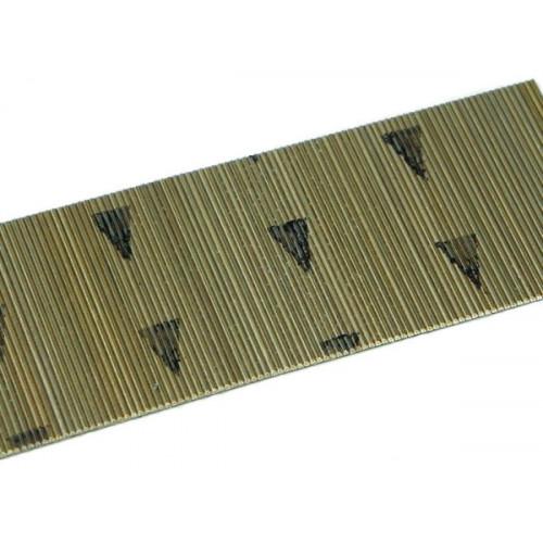 Headless Pins 23 Gauge Mini Type Galvanised  12mm