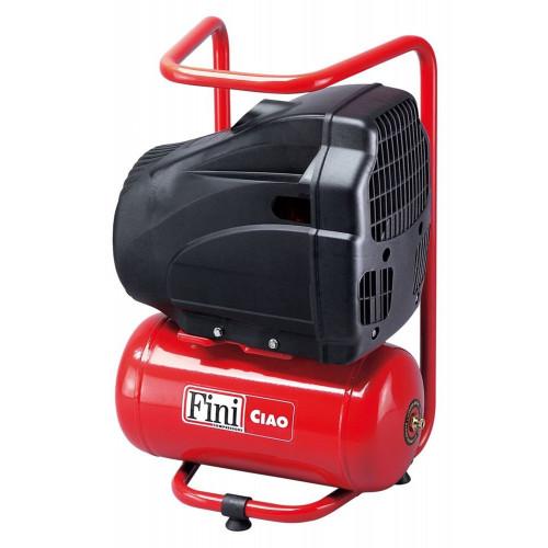 Air Compressor 1.5 HP 8 Bar 6L Oil Free Portable 110V