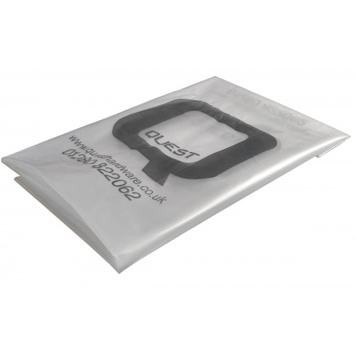 """36"""" × 48"""" × 500G Clear Polythene Dust Extraction Bags"""