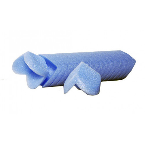 Foam Corner Protectors Blue 70/10mm 100pk