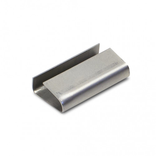 Metal Clips For Polypropylene Strapping 2000pk