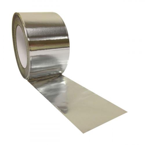 Silver Foil Tape Aluminium 75mm × 46m