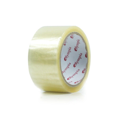Double Sided Tape Polypropylene Clear 50mm × 50m
