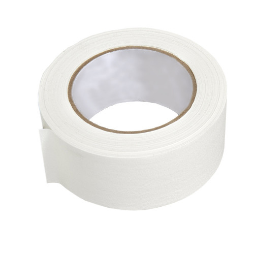 Double Sided Cloth Tape White 25mm × 50m
