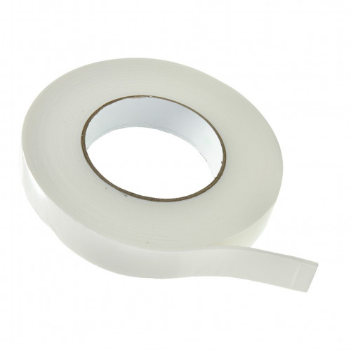Double Sided Foam Tape White 25 x 2mm × 40m
