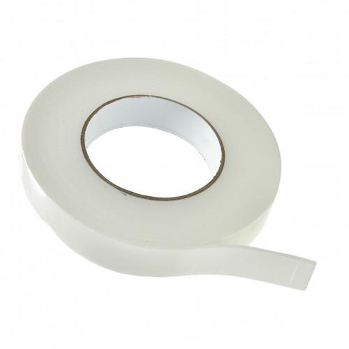 Double Sided Foam Tape White 25 x 2mm × 40m