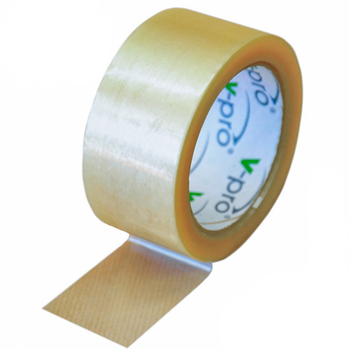 Parcel Tape V-Pro PVC Clear 48mm x 66m