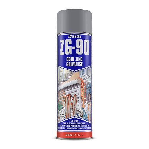 Aerosol Paint Cold Galvanised Primer 500ml