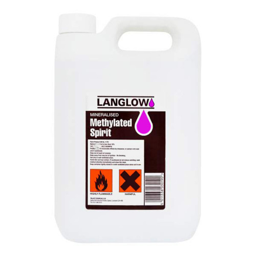 Methylated Spirit 5L