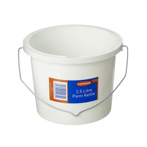 Paint Kettle Plastic 2.5L