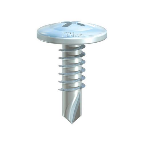 Drywall Screws Self-Drilling  Wafer Head  4.2 × 12mm,
