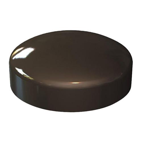 Screw Caps Plastidome 2-Part  Dark Brown