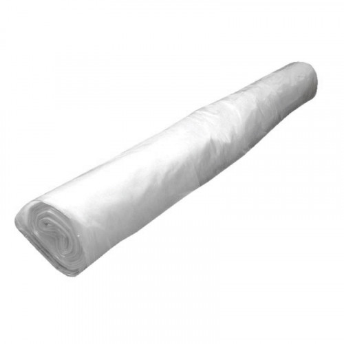 Temporary Protective Sheeting Clear 4m × 25m × 250 gauge