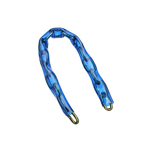 High Security Chain Plastic Sleeved 57 × 37 × 10mm Length 1.2m