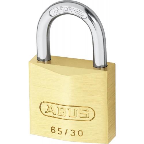 Abus Brass Padlock 65/30 30mm