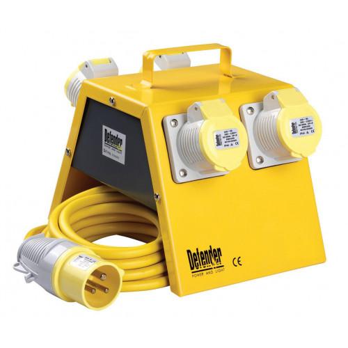Splitter Box 16amp 4 Way 110V