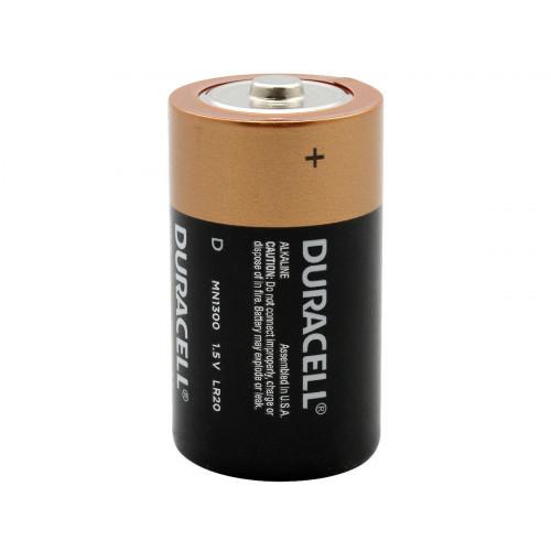 D Duracell Batteries 2pk