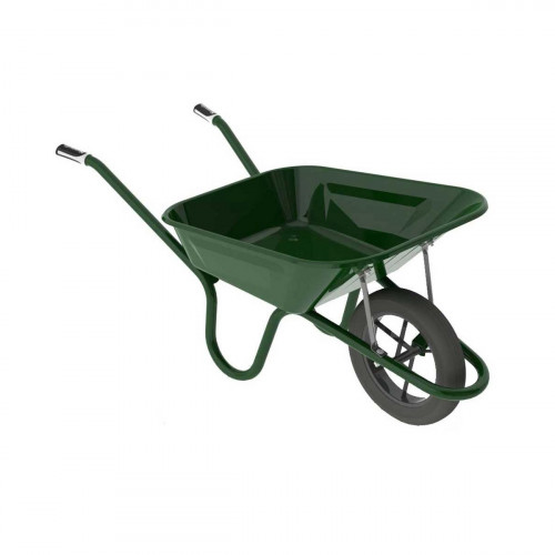 Wheelbarrow Haemmerlin Heavy Duty Green 90L