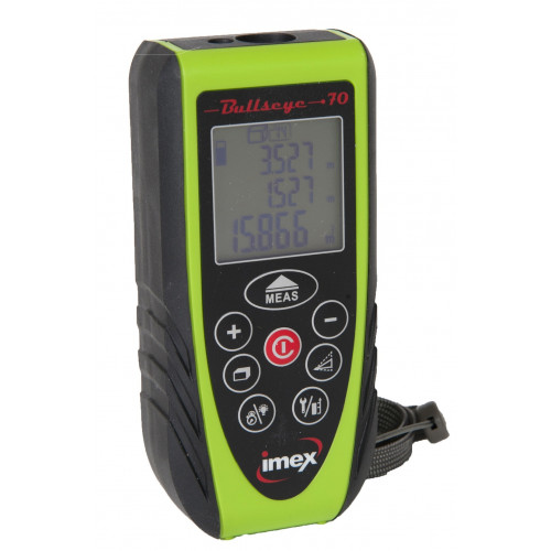 Bullseye BE70 Laser Distance Measurer 70m