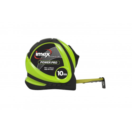 Tape Measure Imex Double Sided 10m/33ft X 25mm