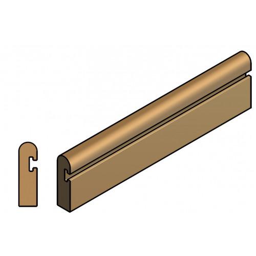 Q-Wood 7 X 25Mm Parting Bead, 3M