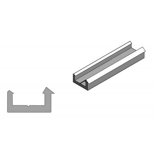 Q-Wood Glazing Bead Clip, 3M