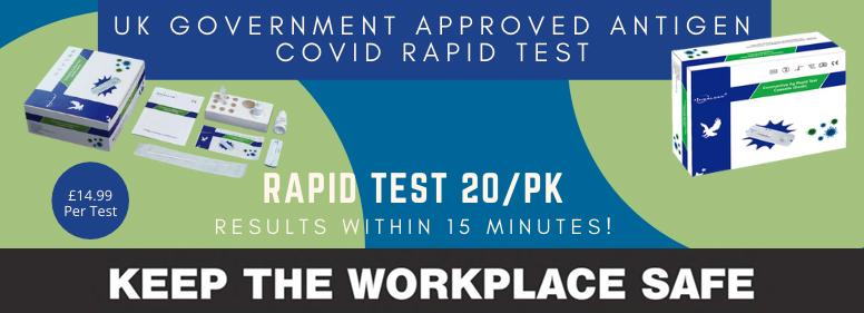 Covid-19 Antigen Rapid Test